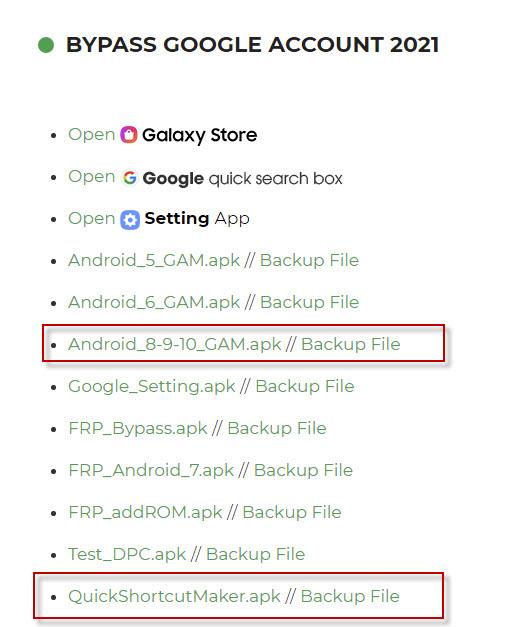 Android_8-9-10_CAM и QuickShortcutMaker