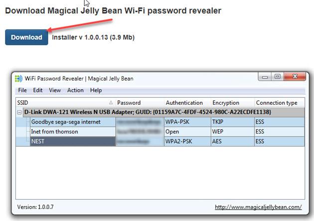 WiFi Password Revealer download